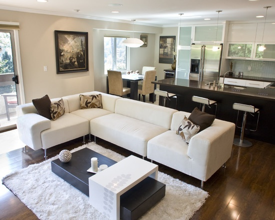 Open Concept Decorating - Leading London - Mike & Sarah ...